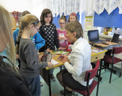 Spotkanie autorskie z Moniką Kowaleczko-Szumowską