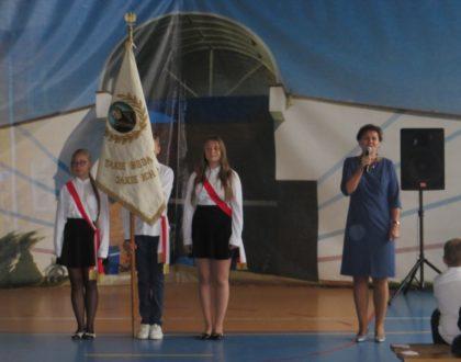 Fotogaleria z uroczystości rozpoczęcia roku szkolnego 2017/2018