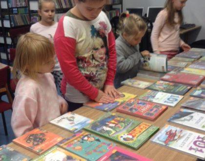 Obchody Międzynarodowego Miesiąca Bibliotek Szkolnych