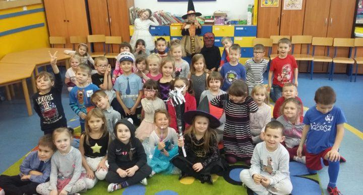 Andrzejki w oddziałach przedszkolnych