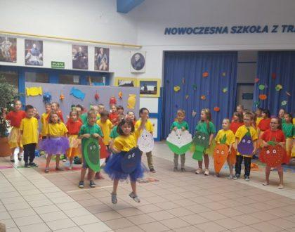 """""""Cukierkowa dieta""""- przedstawienie dla dzieci z przedszkola"""