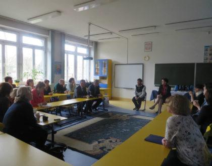 Wizyta białoruskich nauczycieli