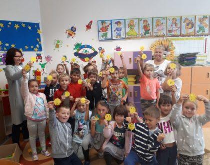 Międzynarodowy Dzień Kropki w naszej szkole.