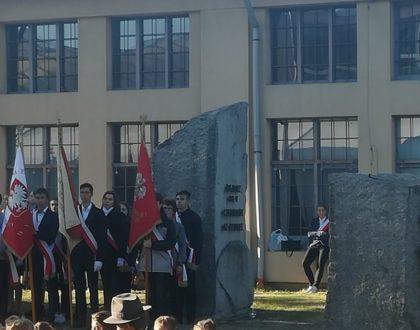 Obchody Dnia Pamięci Więźniów Obozu Dulag 121 i Niosących Im Pomoc