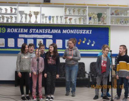 Konkurs zimowej piosenki