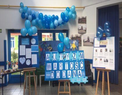 Światowy Dzień Autyzmu  w naszej szkole