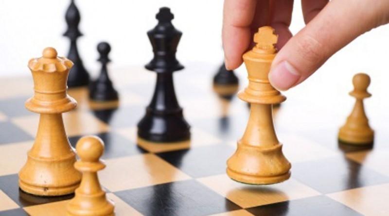 Międzyszkolny turniej szachowy