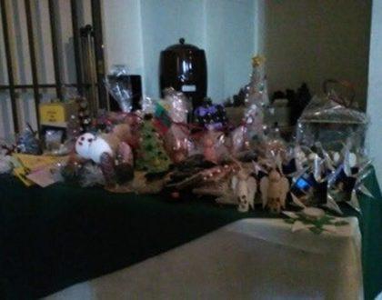 Kiermasz Bożonarodzeniowy kółka misyjnego PDMD i DS