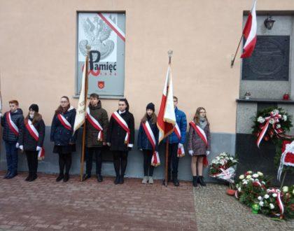 Uroczystości upamiętniające zamach na Franza Kutscherę dowódcę SS i Policji.
