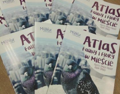 Atlas fauny i flory dla każdego ucznia