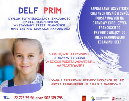 DELF PRIM 2020