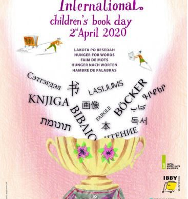 Międzynarodowy Dzień Książki dla Dzieci 2020