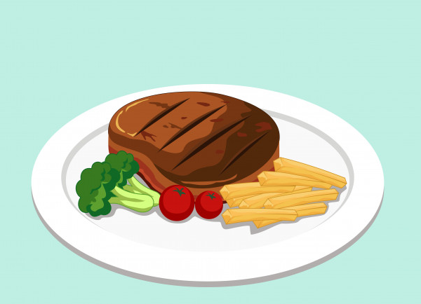 Obiady w SP1 w roku szkolnym 2020/2021