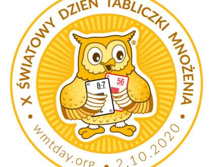 X Światowy Dzień Tabliczki Mnożenia - Zaproszenie