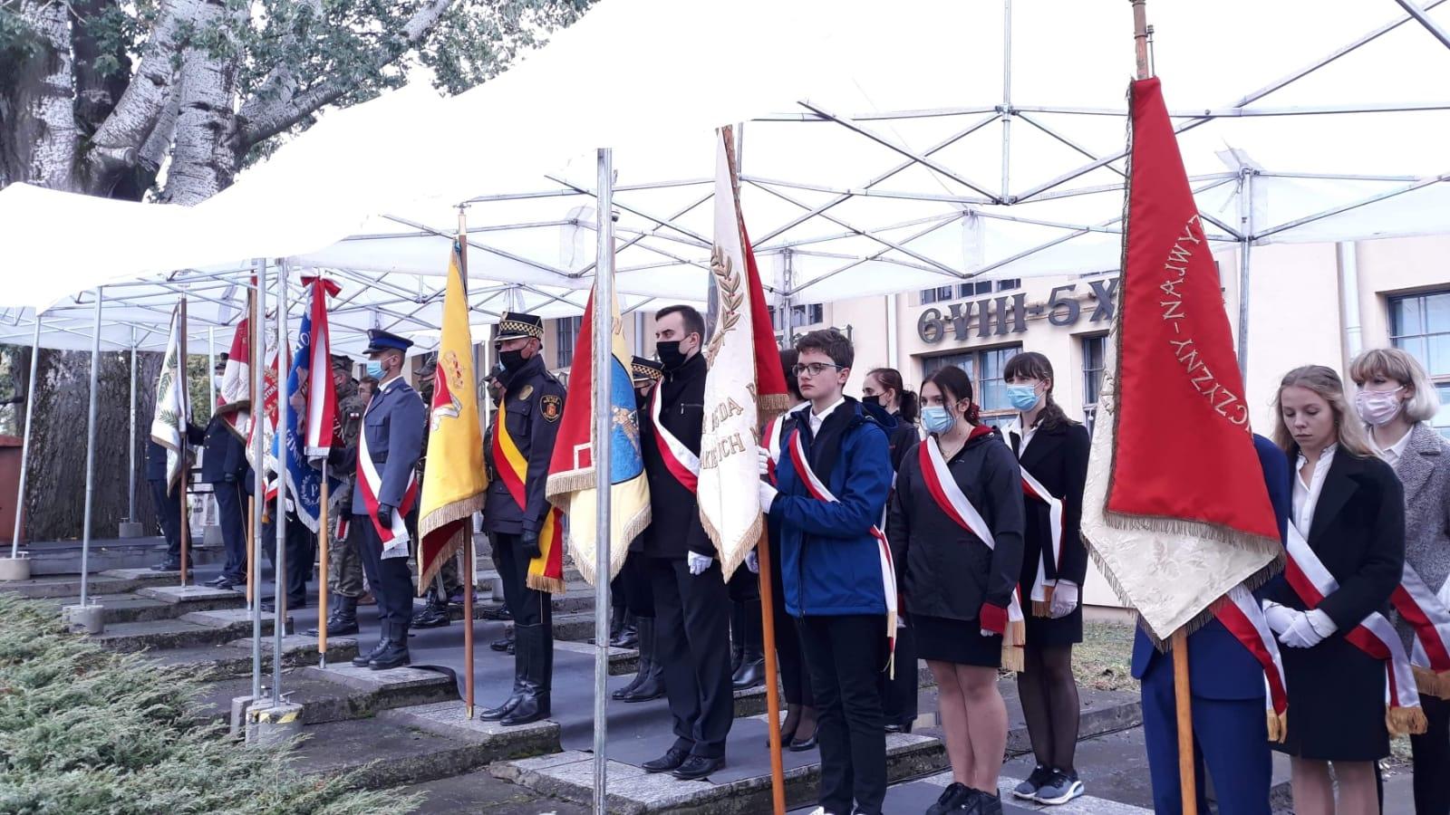 Obchody Pamięci Więźniów Obozu Dulag 121 i Niosących Im Pomoc