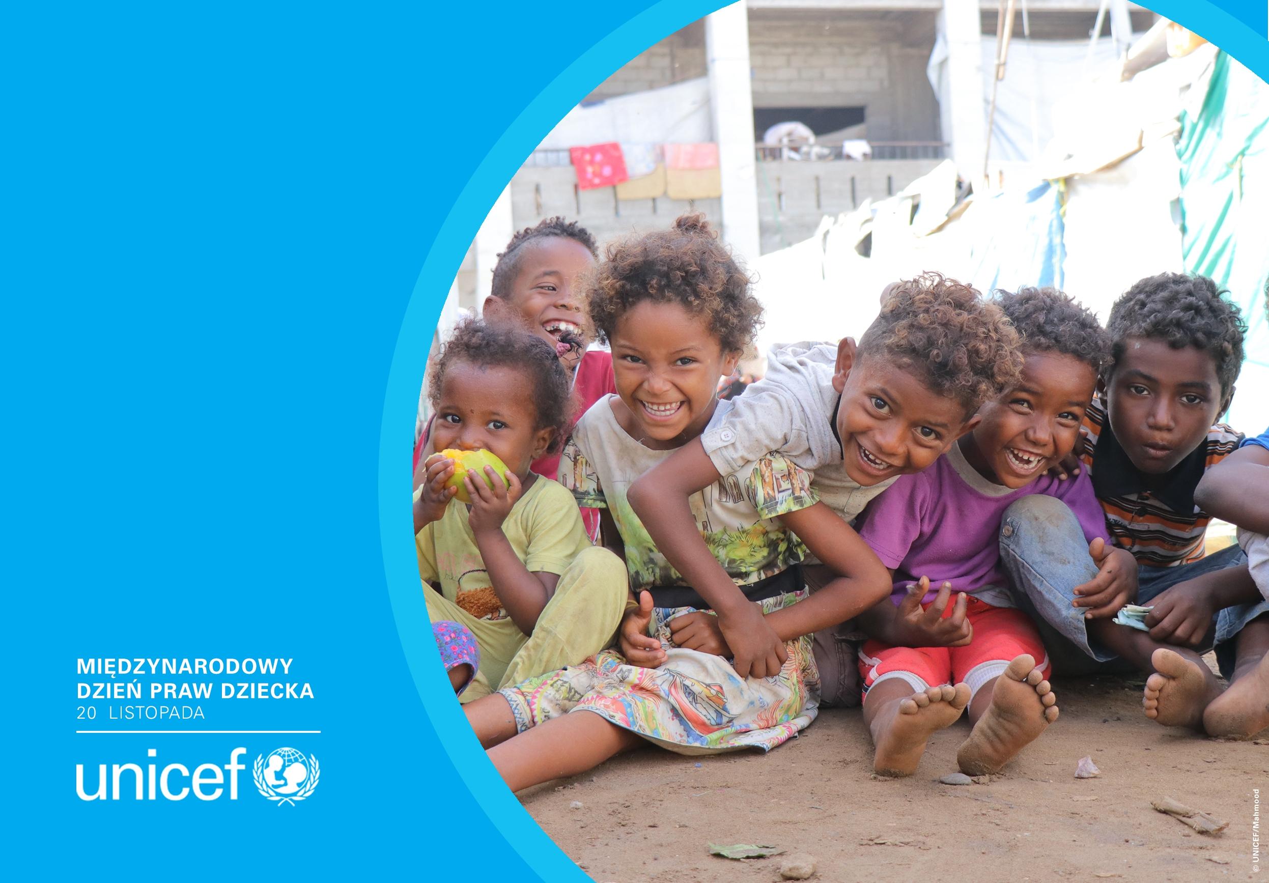 Jedyneczka razem z UNICEF świętuje Międzynarodowy Dzień Praw Dziecka