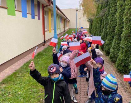 Obchody Święta Niepodległości w SP1