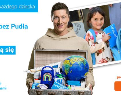 Moc prezentów UNICEF