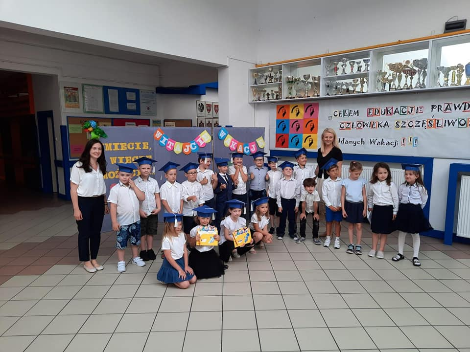 Zakończenie roku szkolnego dla oddziałów przedszkolnych