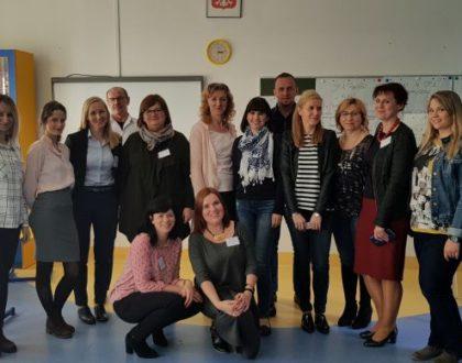 Obserwacja wybranych uczniów  - spotkanie otwarte w SP 1 w Piastowie