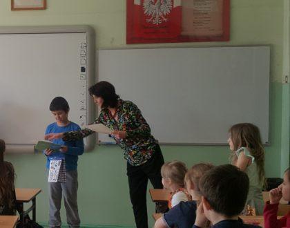 Międzyszkolny konkurs SUDOKU