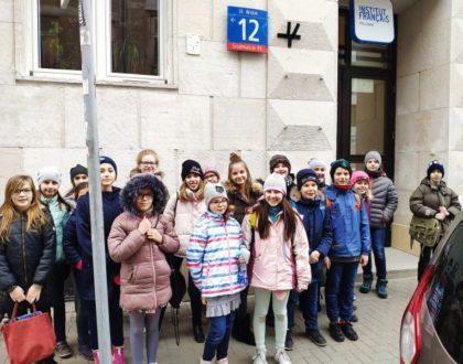 Wizyta w Instytucie Języka Francuskiego