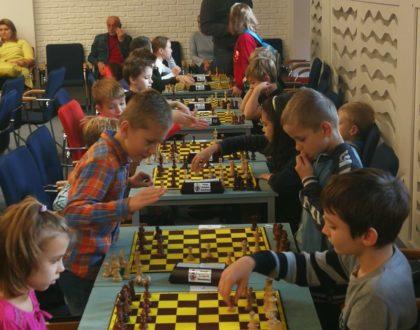 Laureaci Turnieju Szachowego