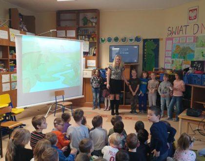 """""""Świat dinozaurów"""" -  projekt edukacyjny"""