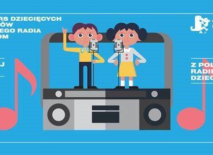 Zaproszenie do II Konkursu Dziecięcych Talentów Polskiego Radia Dzieciom
