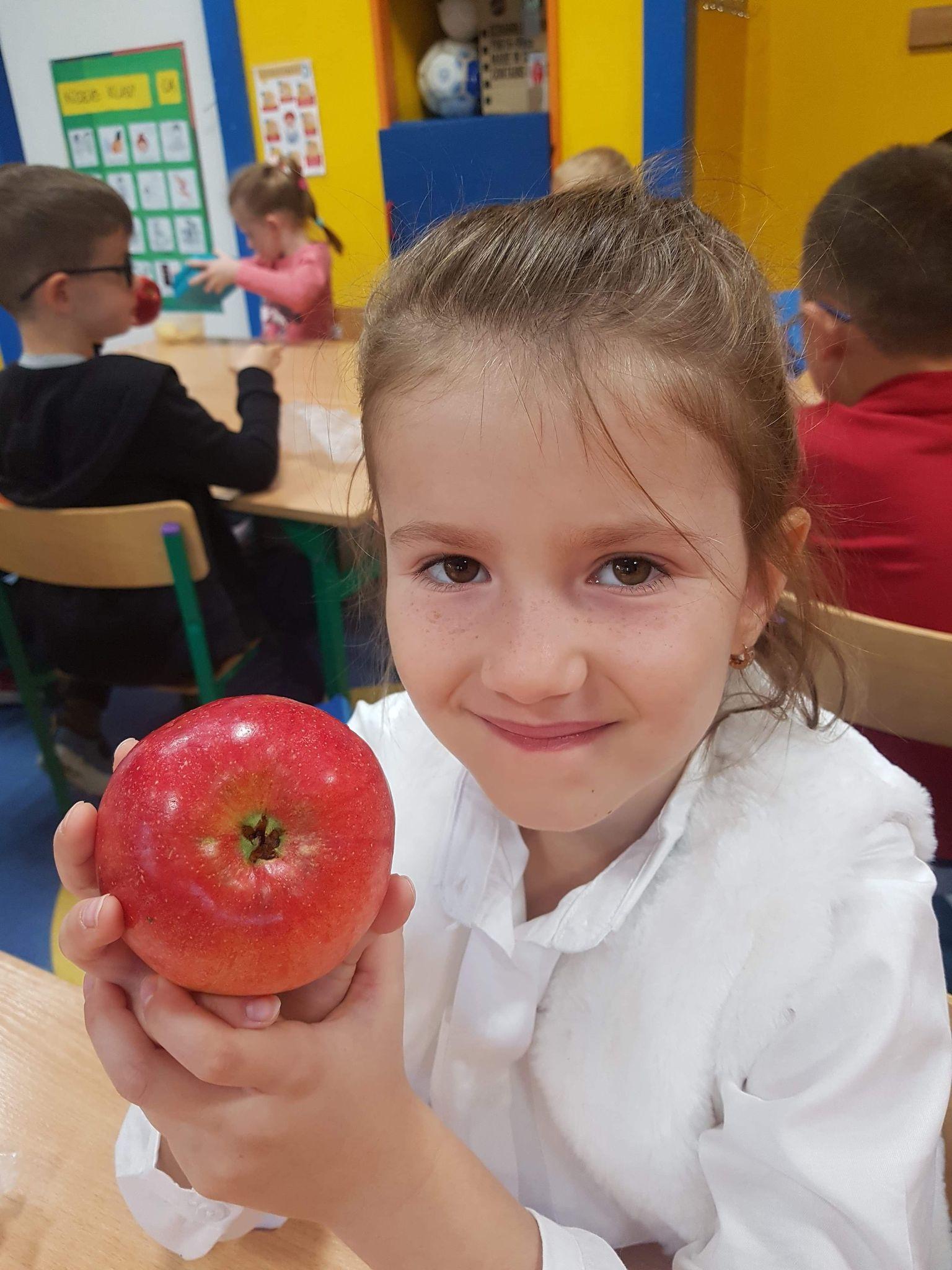 Dzień jabłka w Jedyneczce