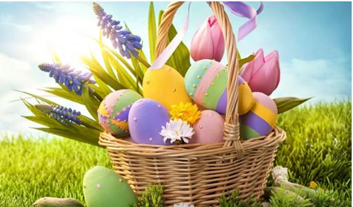 """Konkurs plastyczny """"Kolorowa Wielkanoc"""""""