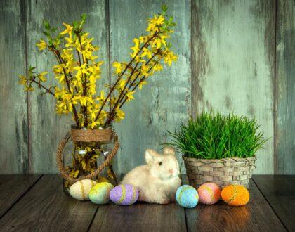 Życzenia Wielkanocne od kl. 1A