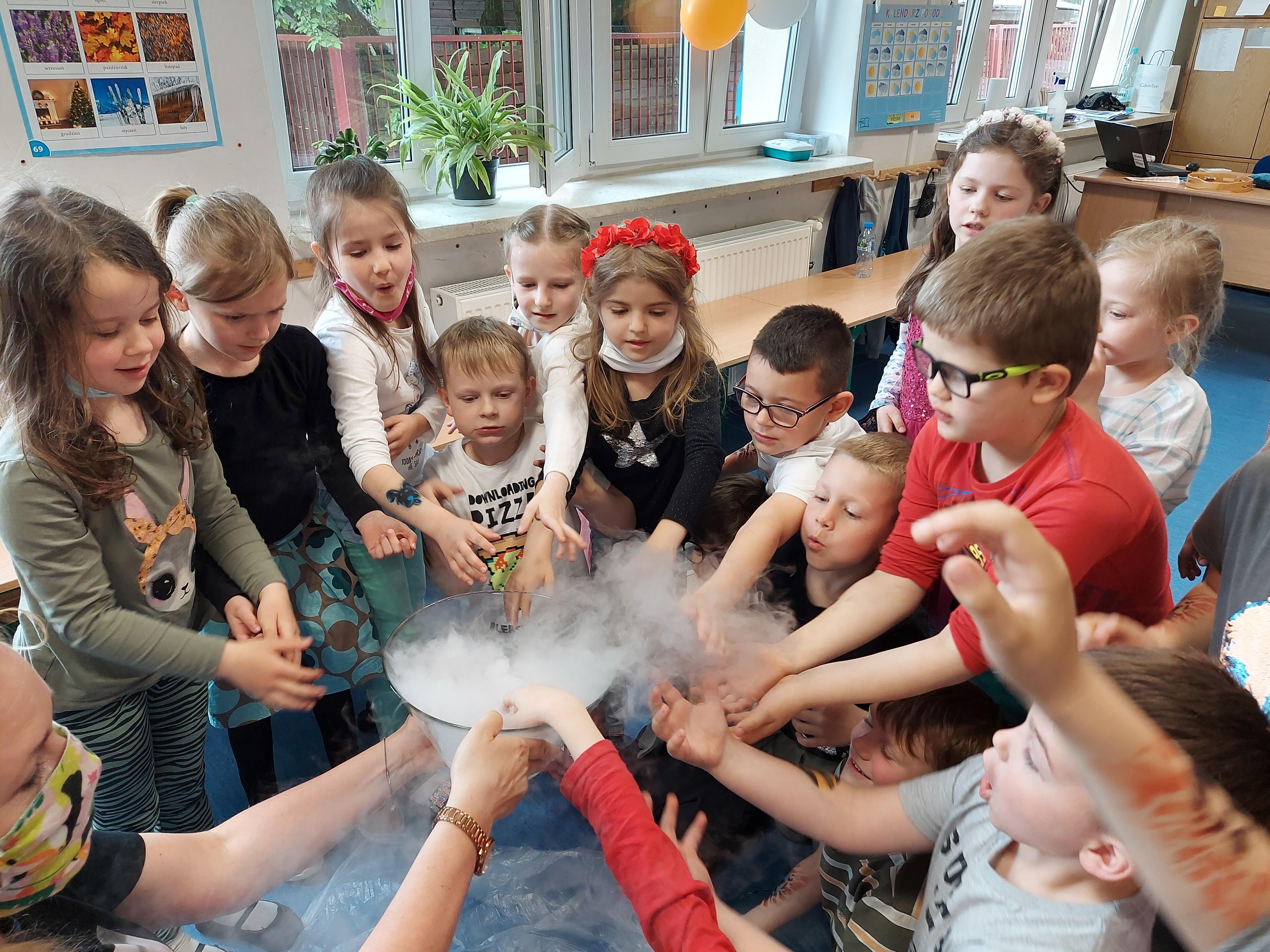 Dzień Dziecka w oddziałach przedszkolnych