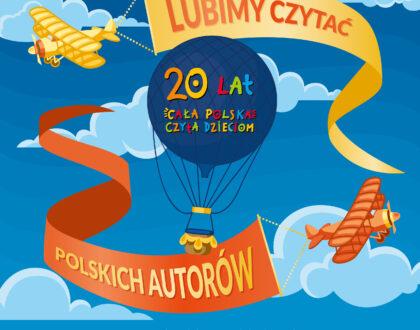XX Ogólnopolski Tydzień Czytania Dzieciom